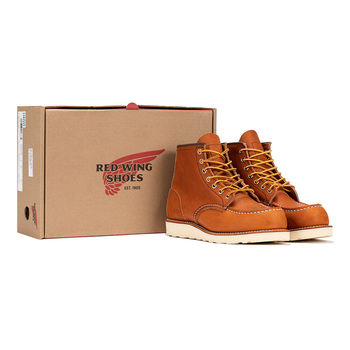 Red Wing 男6吋皮靴 #875 系列