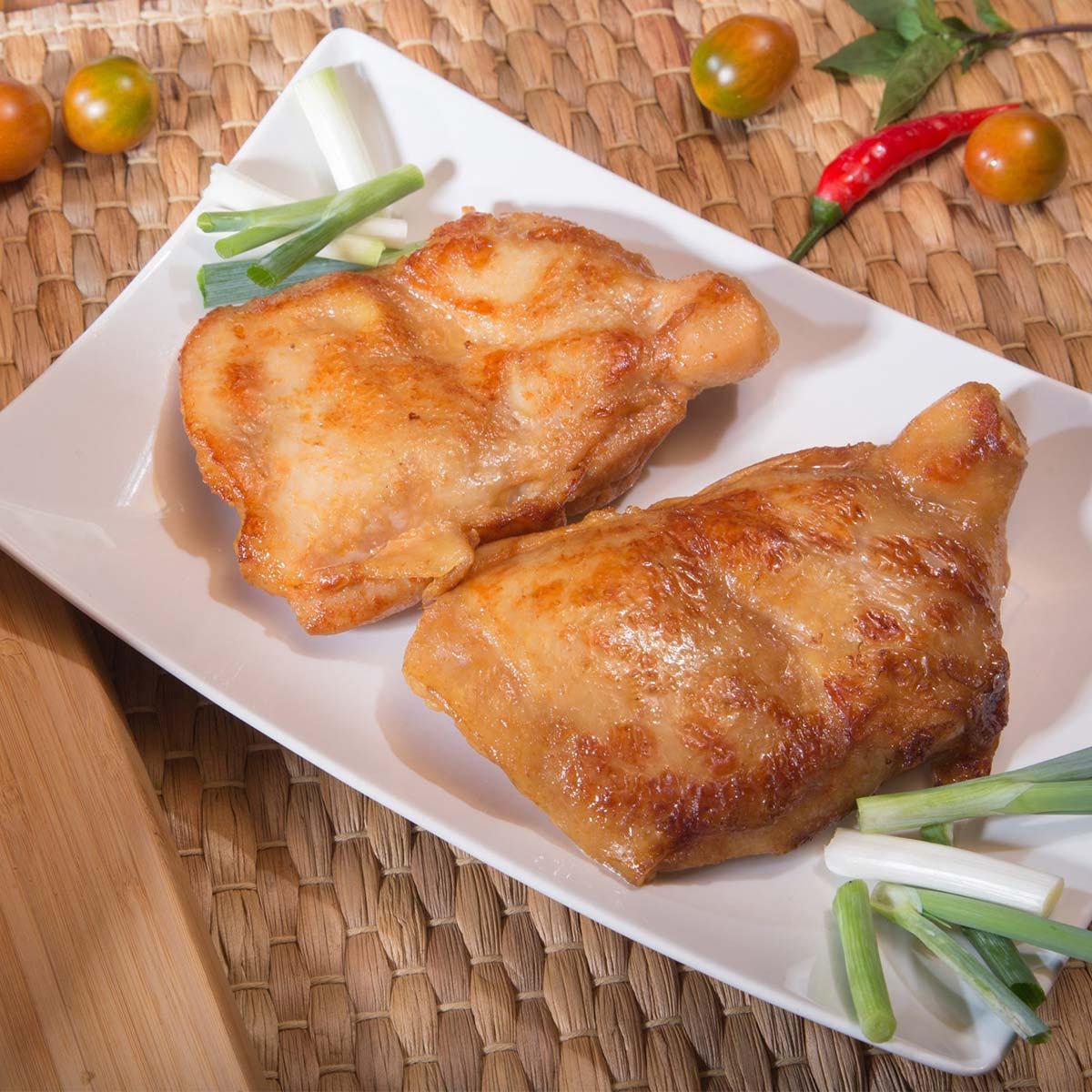 Dachan 大成醬燒蒜味雞腿排(微辣) 6.6公斤