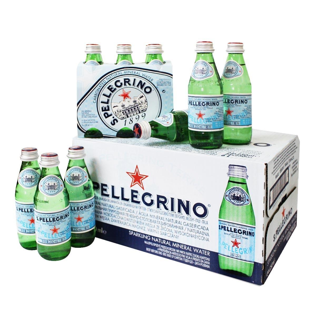 San Pellegrino 聖沛黎洛 天然氣泡水