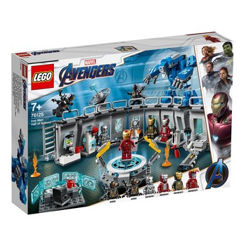 Lego 復仇者聯盟系列 Iron Man Hall Of Armor