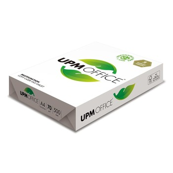 UPM OFFICE 70G A4 影印紙 500張x5包