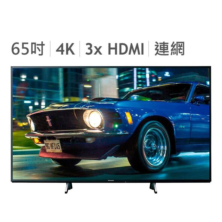 Panasonic 65吋 4K 連網液晶顯示器含視訊盒 TH-65HX750W Panasonic 65 4K Smart Monitor With Tuner Box TH-65HX750W-Costco