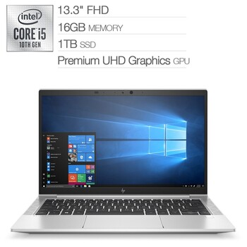 "HP 13.3"" Elitebook 830 G7 商務筆電"