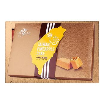 伊莎貝爾土鳳梨酥禮盒 50公克 X 16入 Isabelle Pineapple Cake 50G X 16CT-Costco