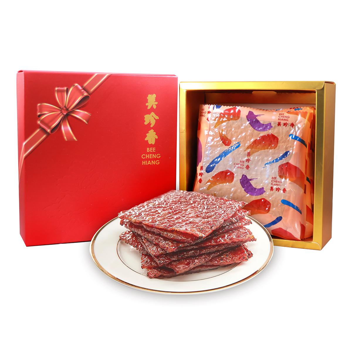 美珍香豬肉乾禮盒 600 公克