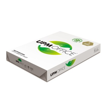 UPM OFFICE 70G A3 影印紙 500張 X 5包