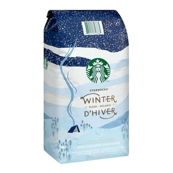 Starbucks 冬季限定咖啡豆 1.13 公斤 Starbucks Winter Blend Coffee Bean 1.13KG-Costco