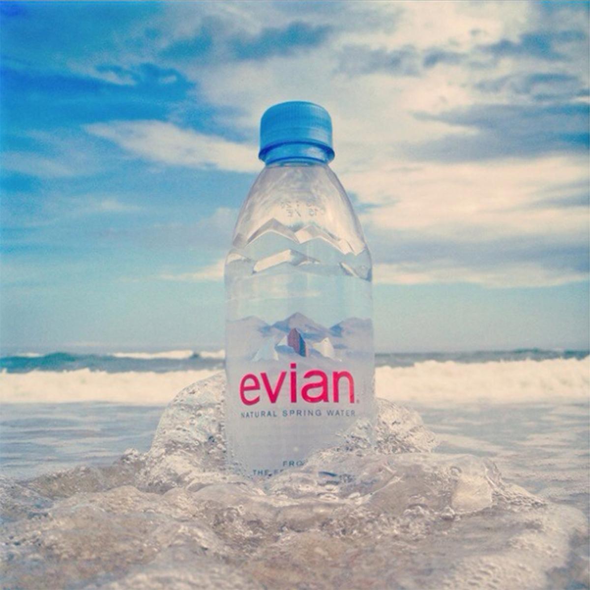 Evian 天然礦泉水 1250毫升 X 12入