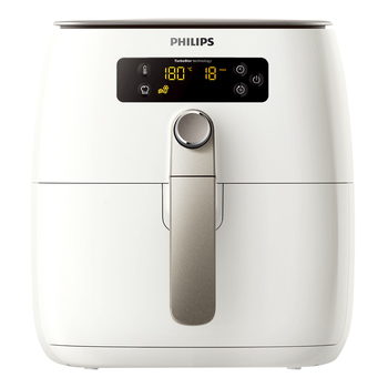 飛利浦健康氣炸鍋 附串燒架 (HD9642) Philips Airfryer with Frying Rack (HD9642)-Costco