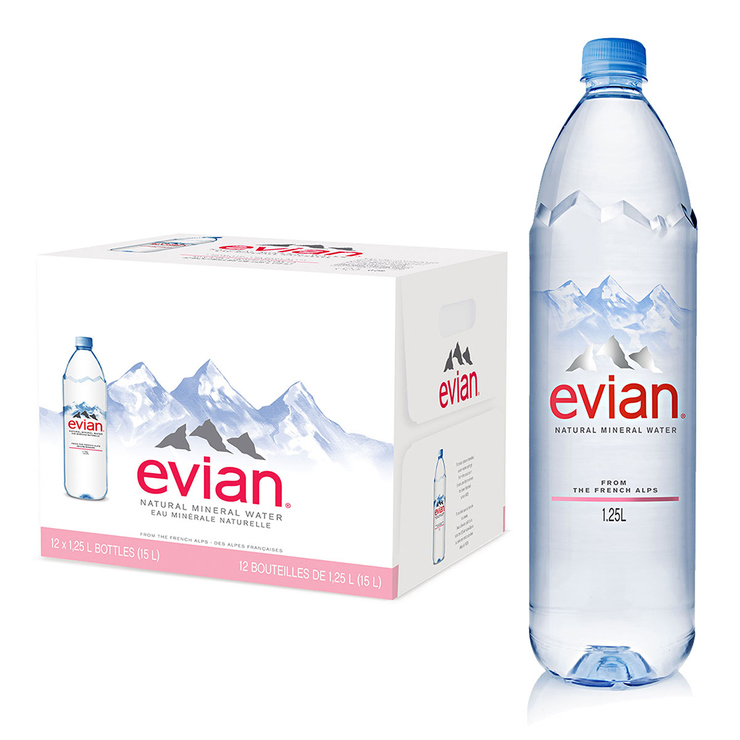 Evian Water Costco - Water Ionizer