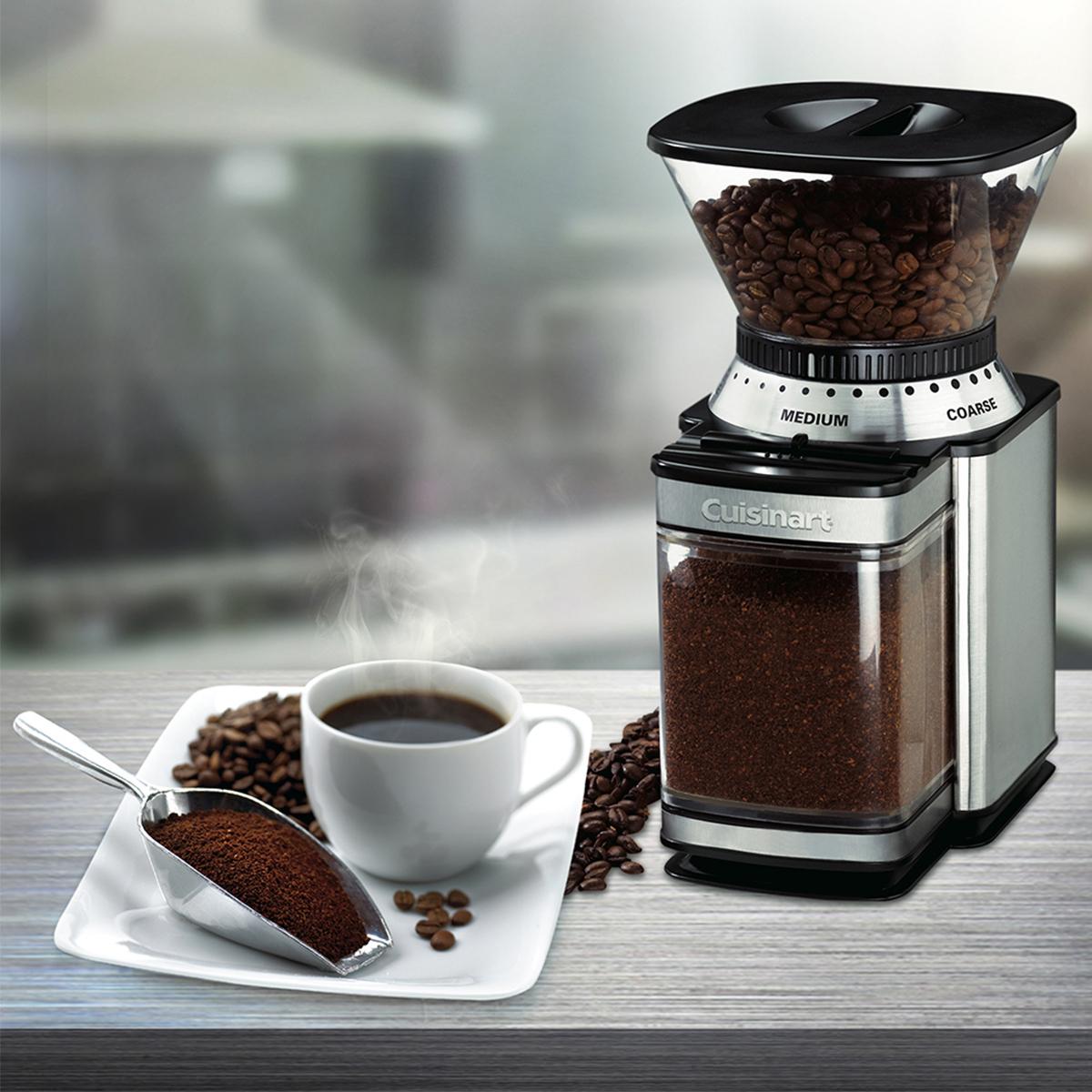 美膳雅18段錐形咖啡研磨機 (DBM-8TW)