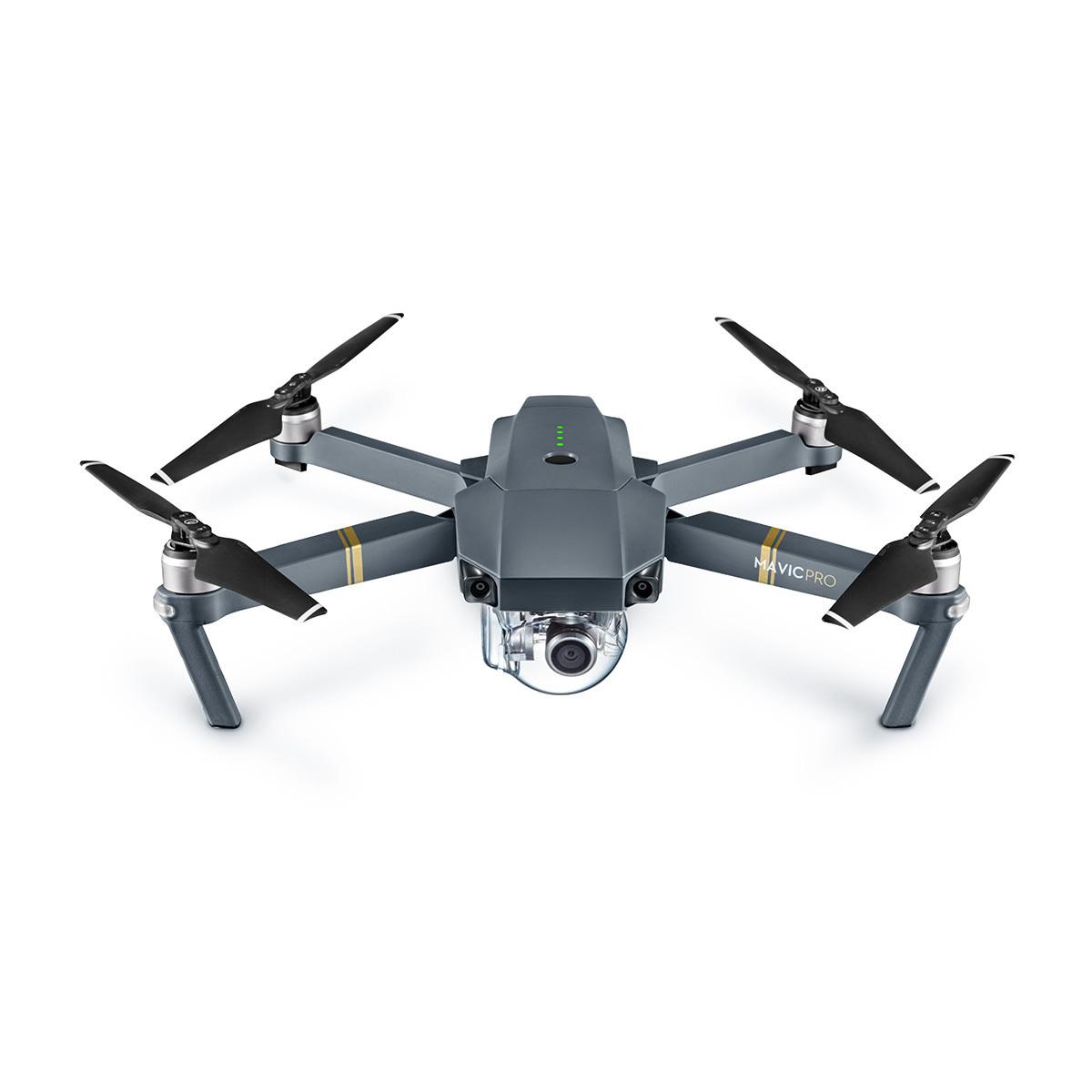 DJI MAVIC PRO 空拍機 單機組合包 (贈: 螺旋槳保護罩, 單肩包)
