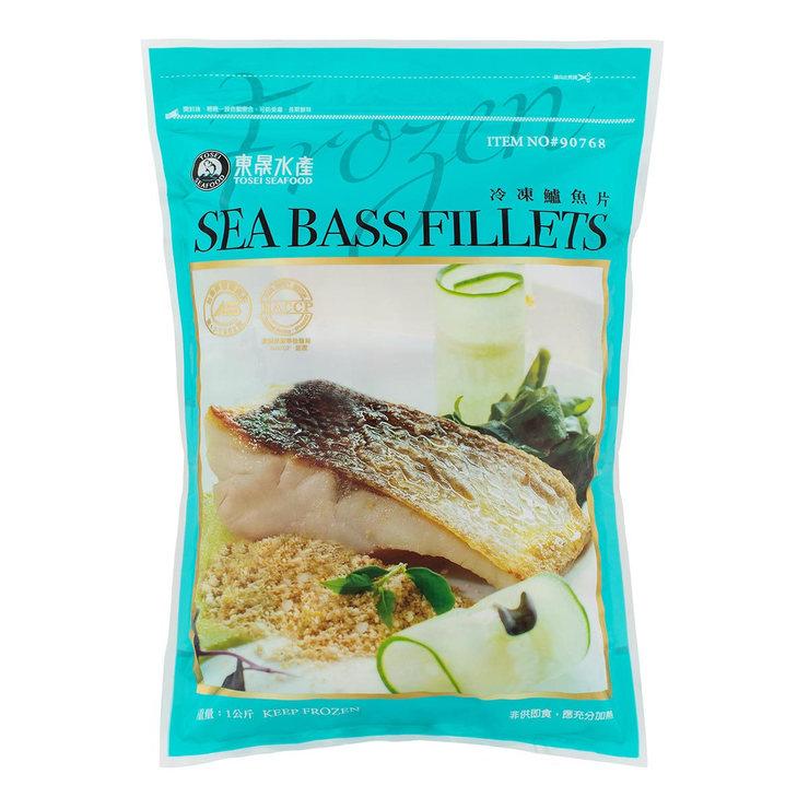 東晟 冷凍金目鱸魚排 1公斤 | Costco 好市多線上購物