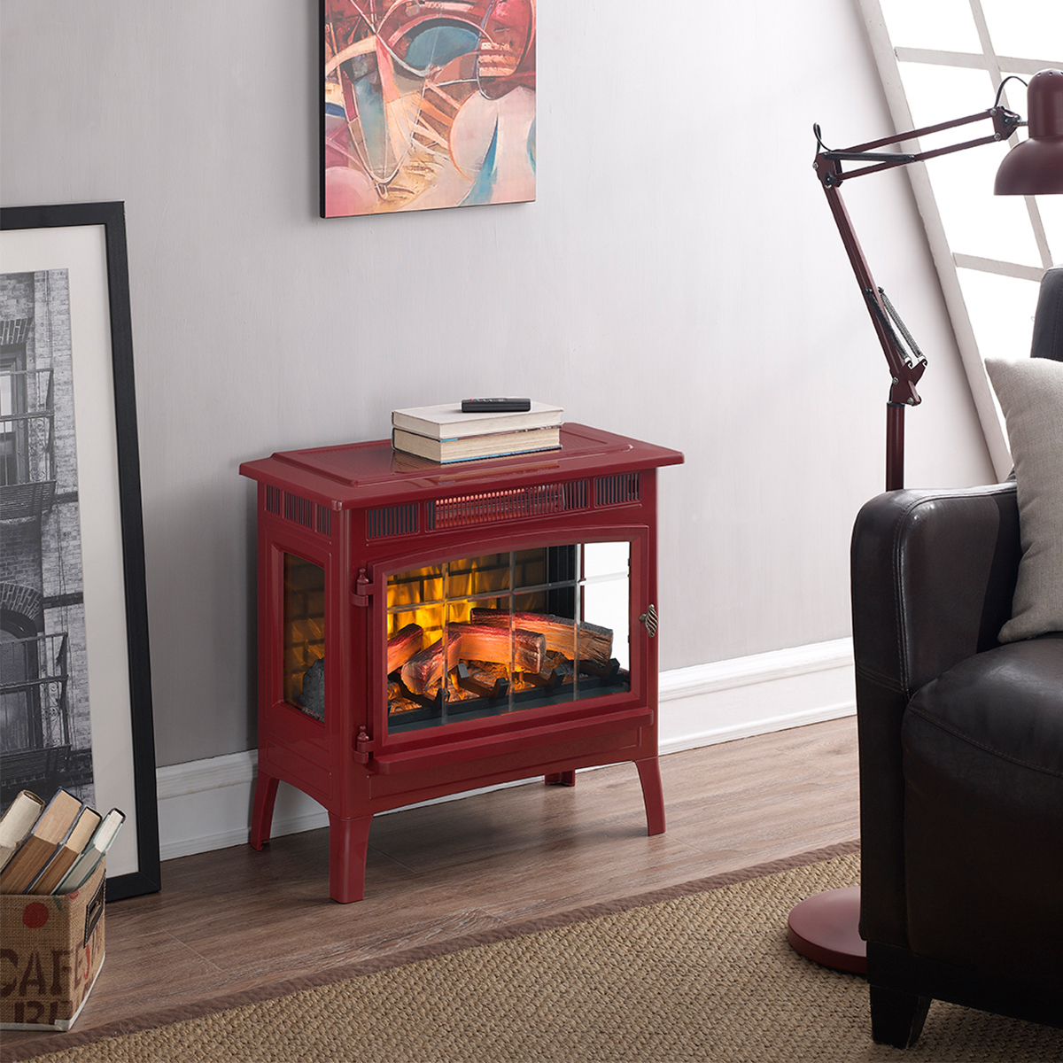 Twinstar石英管紅外線電暖爐