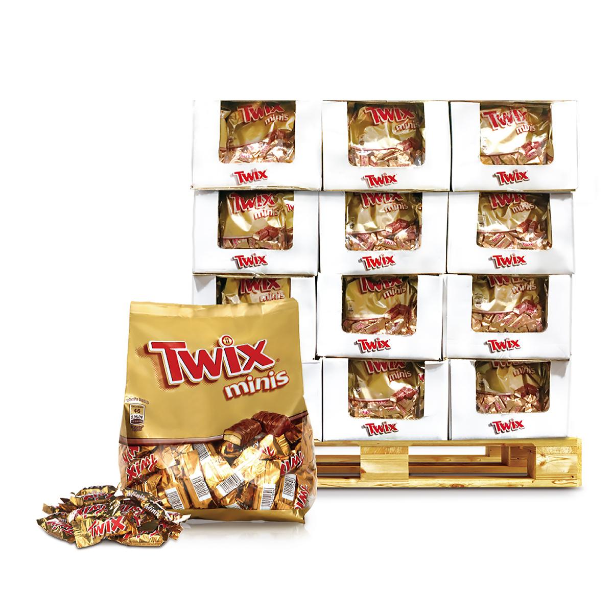 特趣迷你巧克力 1177公克 X 192組