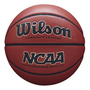 Wilson NCAA 室內外合成皮籃球 (7號) Wilson Basketball / NCAA Performance Replica (29.5)-Costco