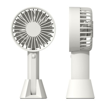 艾美特USB手持充電風扇2入組 (U501) Airmate USB Handheld Fan 2 pack (U501)-Costco