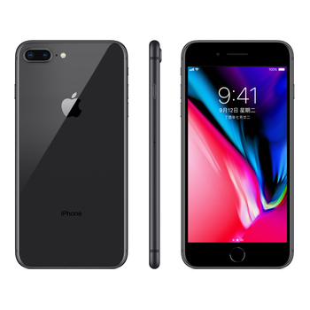 iPhone 8 Plus 256GB 太空灰  (MQ8P2TA/A)
