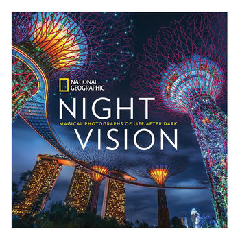 National Geographic Night Vision 夜景攝影書 (外文書)
