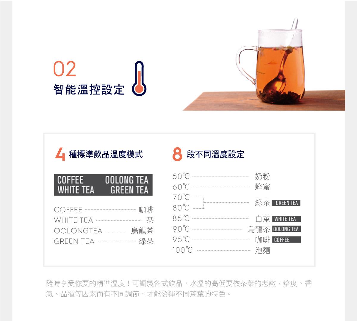 COSTCO官網線上代購宅配免運~伊萊克斯溫控電茶壺 1.7L (EEK7814CH)