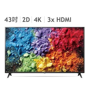 LG 43 4K Smart 電視 43UM7300PWA LG 43 4K Smart TV 43UM7300PWA-Costco