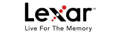 Lexar 雷克沙 logo