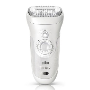 百靈智淨SPA美體刀 (SE9961-V) Braun SkinSPA Wet & Dry Electric Epilator (SE9961-V)-Costco