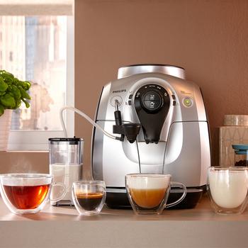 飛利浦全自動義式咖啡機 (HD8652) Philips Auto Espresso Machine (HD8652)-Costco