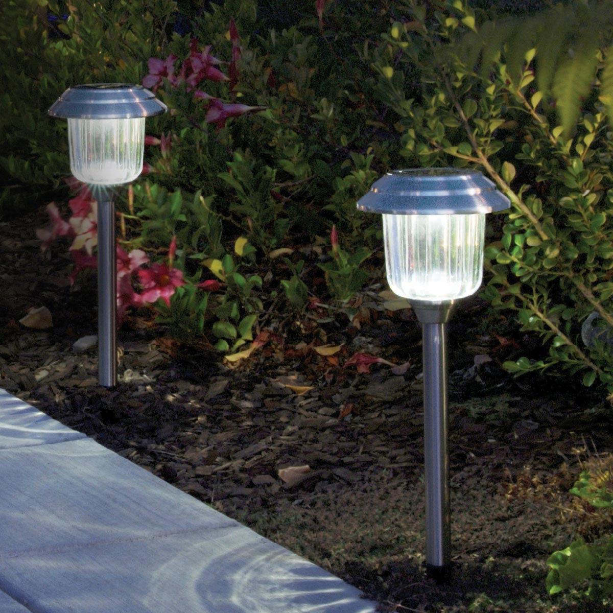 LED 戶外太陽能燈8入組