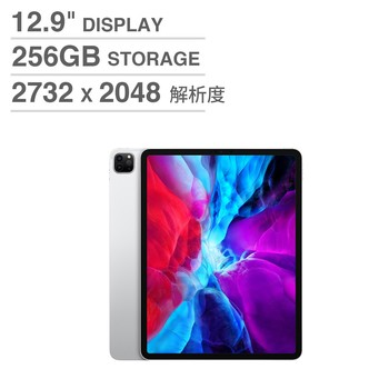"12.9"" iPad Pro (4th) 256GB"