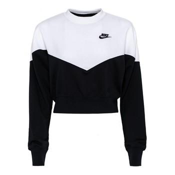 Nike 女圓領長袖刷毛上衣 Nike NSW Crew Neck Long Sleeves Top-Costco
