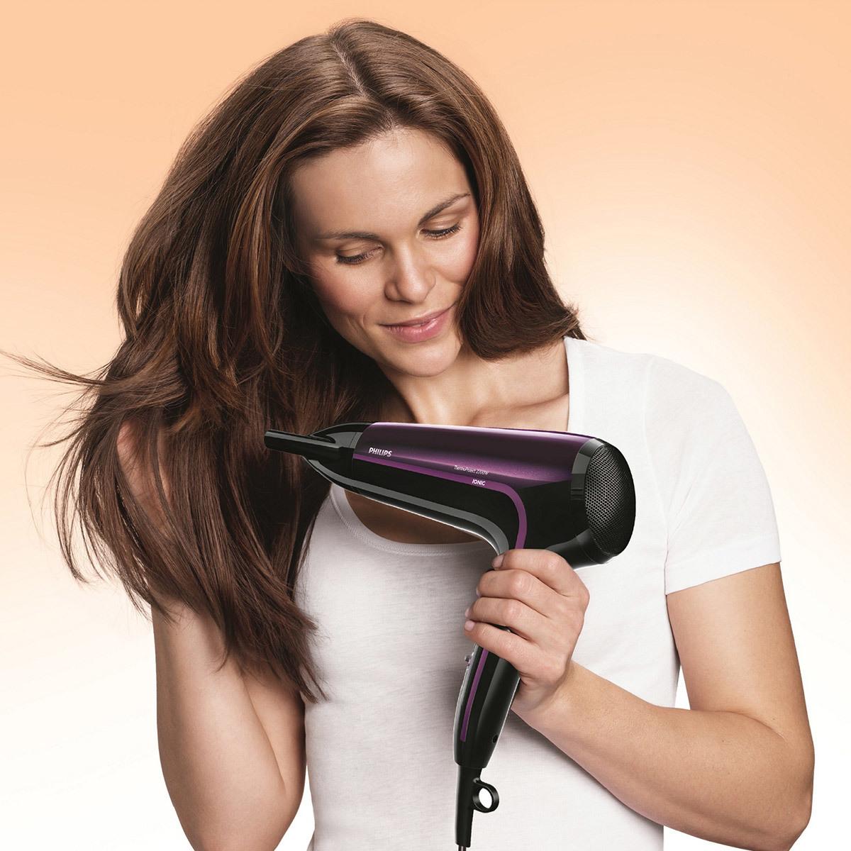 Philips 美髮造型組(吹風機+捲髮器)(HP8648)