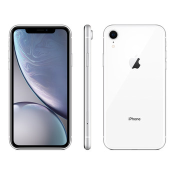 iPhone XR 128GB 白 (MRYD2TA/A)