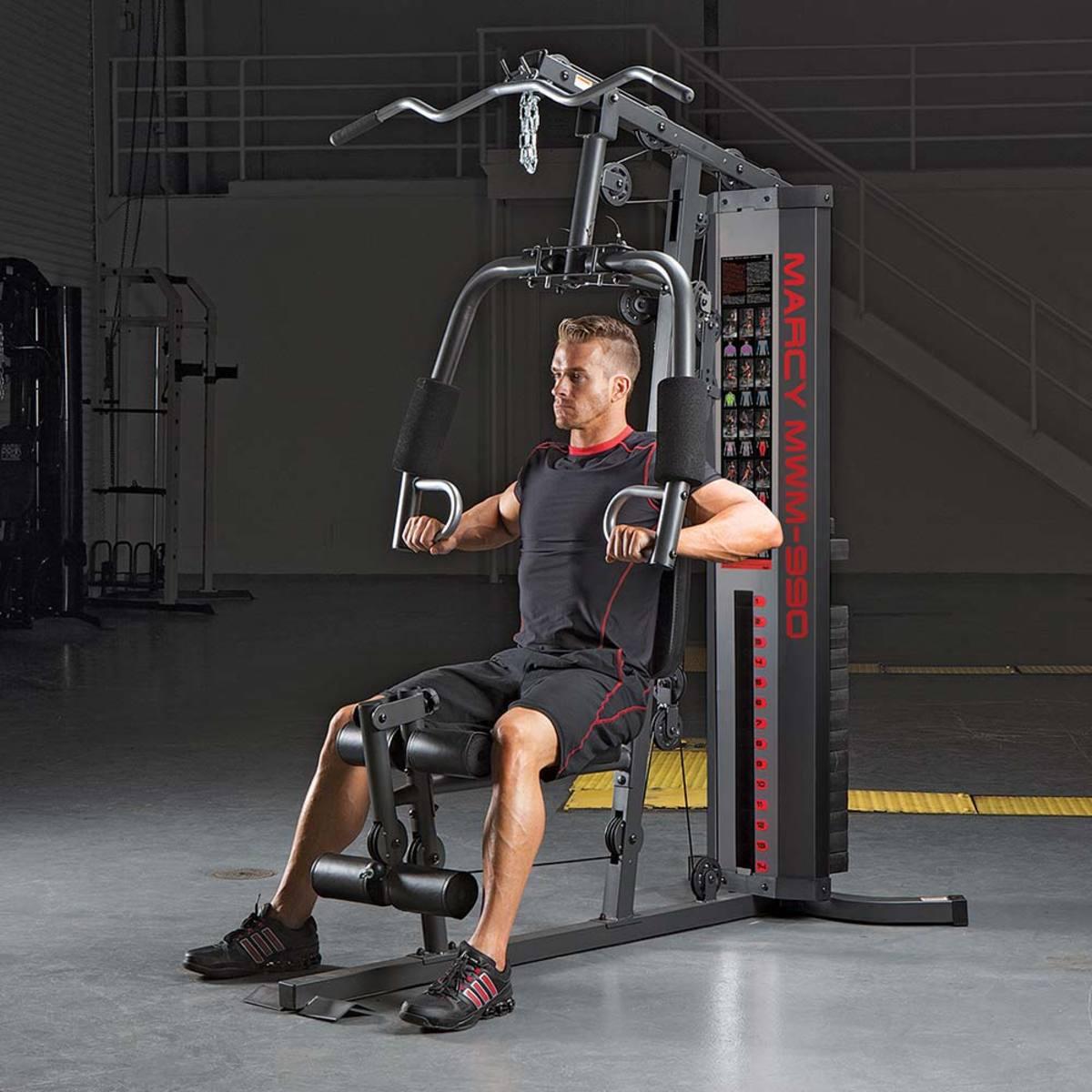 Marcy 重量訓練機 / MWM-990
