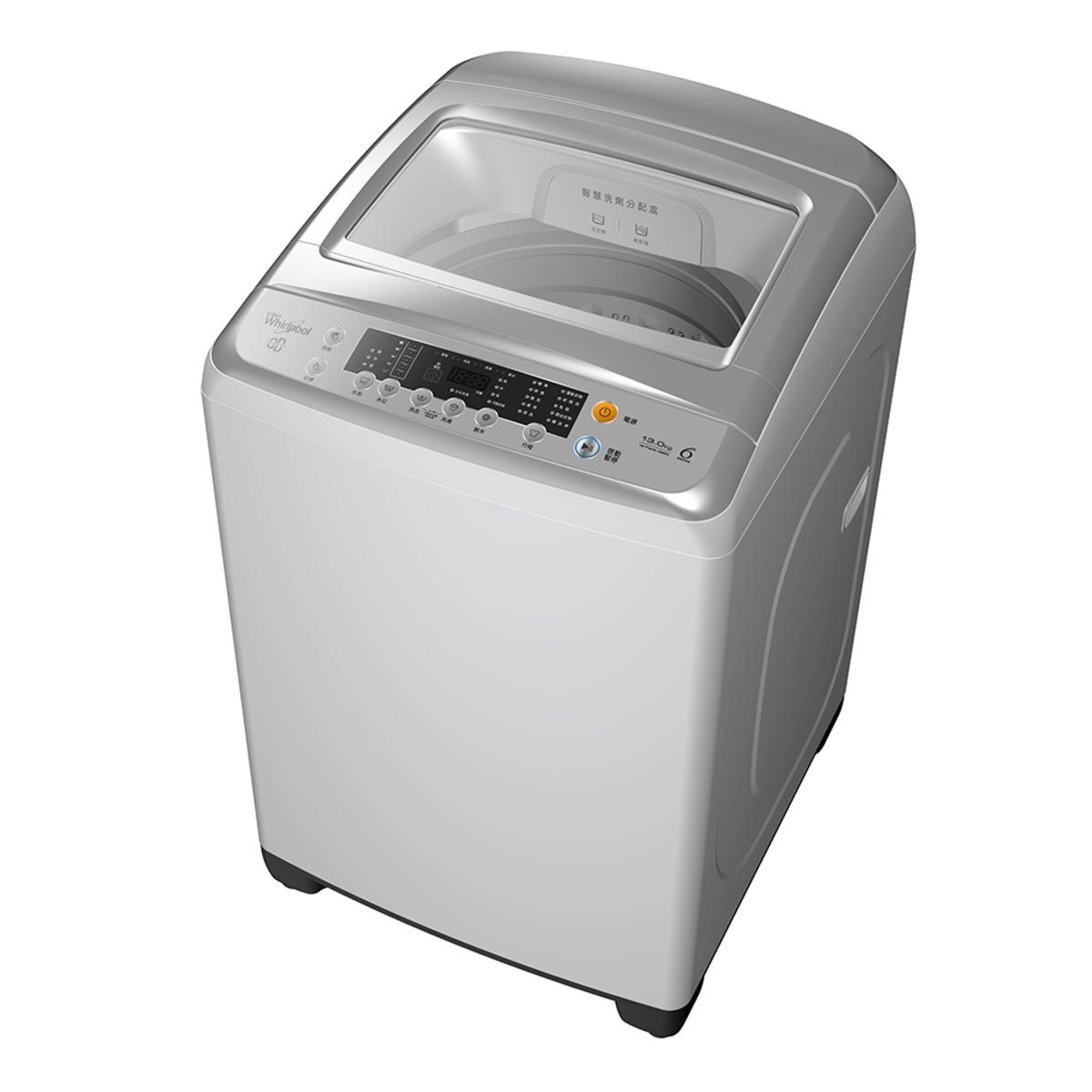 Whirlpool 13公斤直立式變頻洗衣機 WTWA13ED