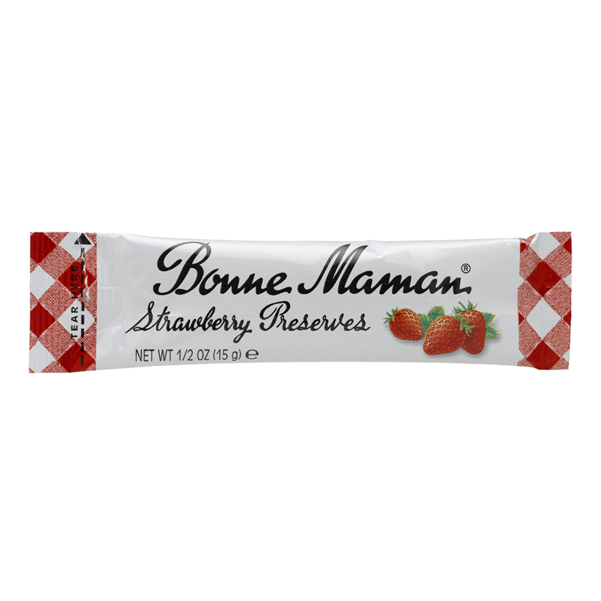 BONNE MAMAN草莓果醬 15 公克 X 100 入