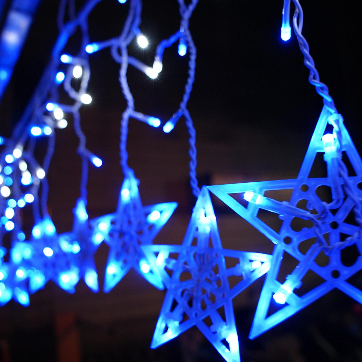 LED小星星聖誕冰燈