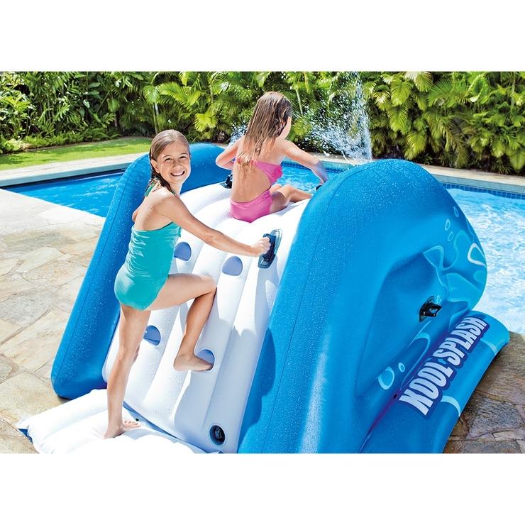 Intex 充氣式水上溜滑梯 Costco 好市多線上購物