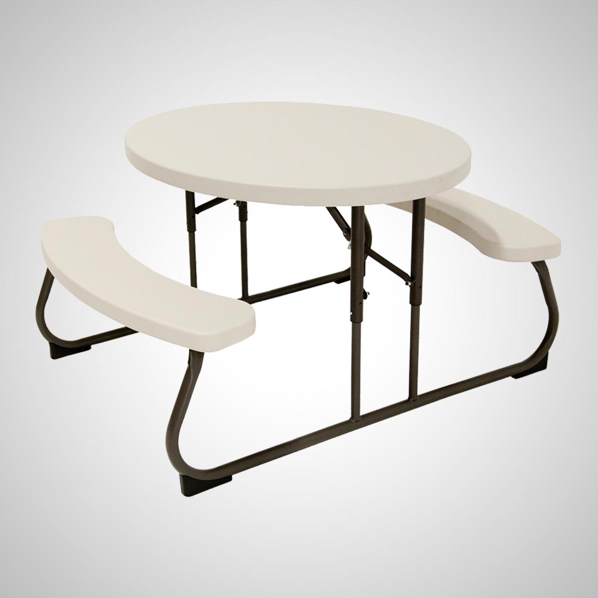 Lifetime 兒童折疊野餐圓桌(多種顏色選擇)