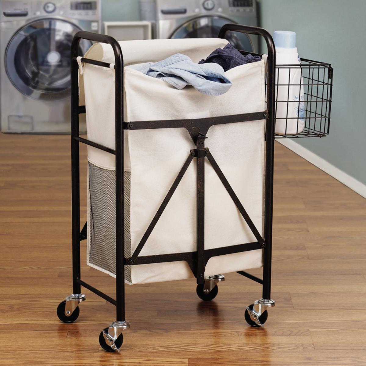 Artesa分類洗衣籃車