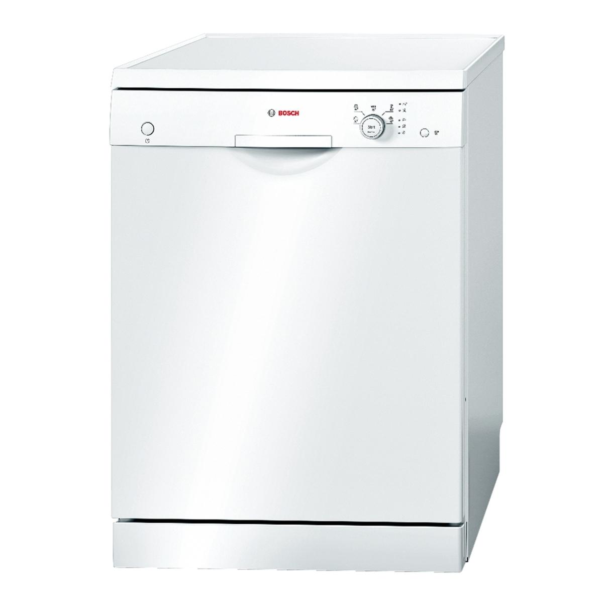 BOSCH 12人份獨立式洗碗機 SMS53D02TC