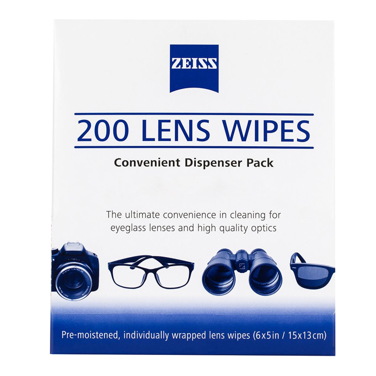 ZEISS鏡面擦拭紙 200張