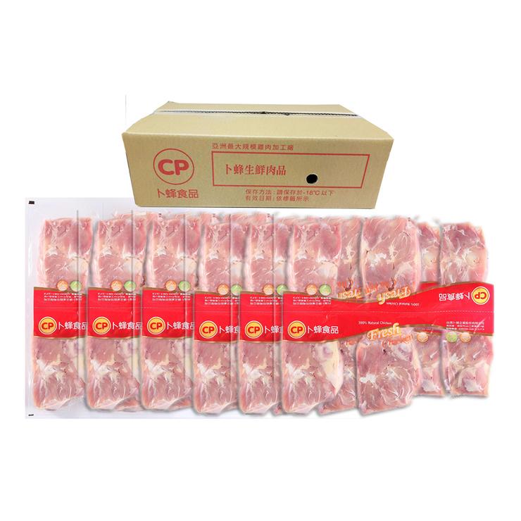 卜蜂 冷凍去骨雞腿肉 2.5公斤 X 6入 | Costco 好市多線上購物