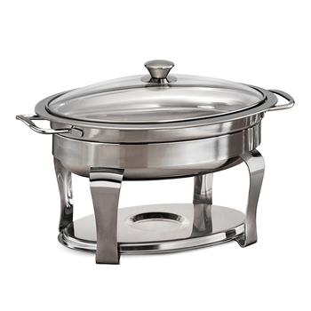 Tramontina不鏽鋼宴會餐爐含蓋