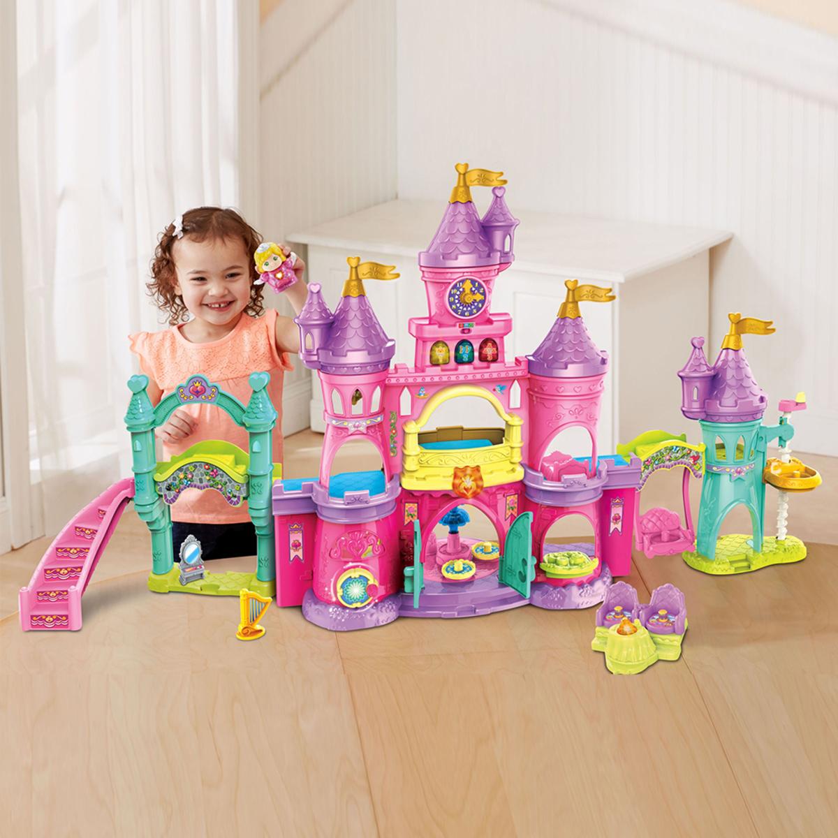 VTech 華麗公主魔法城堡