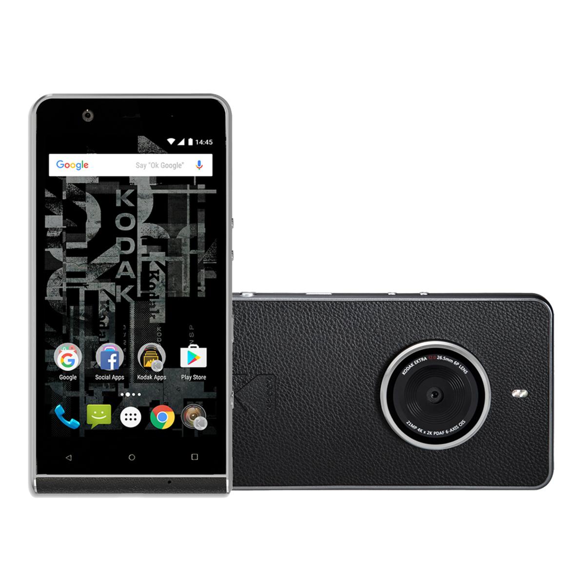 柯達 EKTRA 5吋 專業照相智慧型手機 附原廠皮套