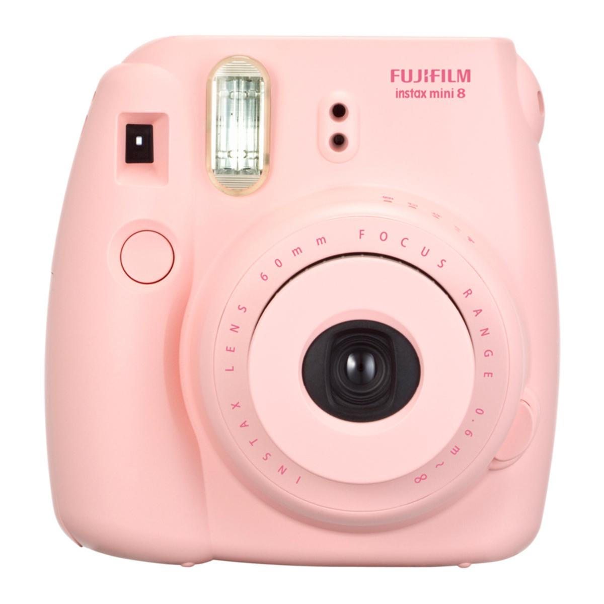 FUJIFILM  富士Mini 8馬上看相機 (含卡通軟片10張)