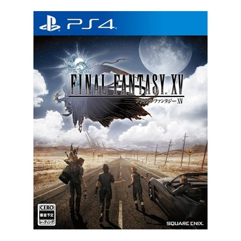 PS4 Final Fantasy XV 中文版