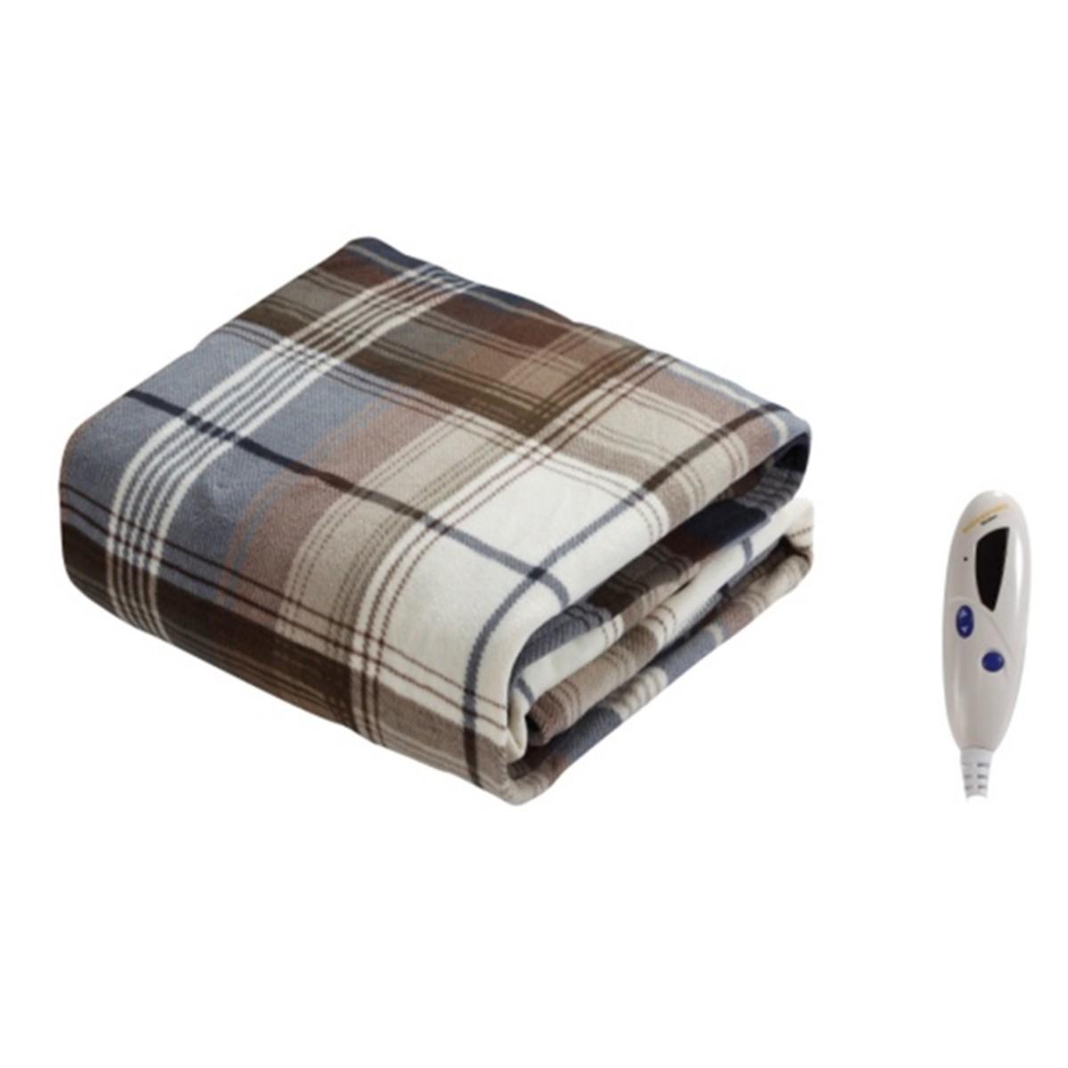 Biddeford 智慧型安全蓋式電熱毯 127x157 公分