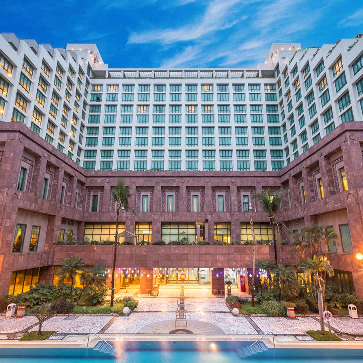 台東娜路彎大酒店豪華雙人房平日三天兩夜住宿專案